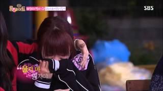 getlinkyoutube.com-Roommate's Tuesday Couple JackJi - 'Don't Want to be an Idol' MV