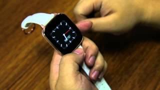getlinkyoutube.com-Popular Zeblaze Crystal Smart Watch In-depth Review
