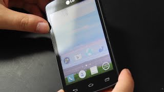 getlinkyoutube.com-Tracfone LG Sunrise: Unboxing