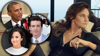 getlinkyoutube.com-Celebs React to Caitlyn Jenner's Vanity Fair Photos
