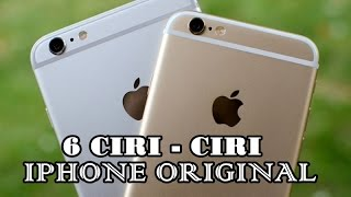 6 TRIK BEDAKAN IPHONE PALSU VS ORIGINAL 2016 !!