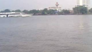 Bangkok River huge ship Marma001.3gp view on youtube.com tube online.