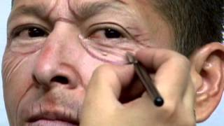 getlinkyoutube.com-OLD AGE MAKEUP ICL IMAGEN FACIAL