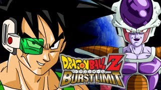 getlinkyoutube.com-DragonBall Z Burst Limit: Bardock VS Frieza [What if Scenario] (Live Commentary) Versus Mode