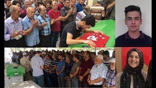 Otobüs kazası kurbanı Osmaniyeli öğrencilere hüzünlü veda