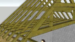 getlinkyoutube.com-Roof structure summary