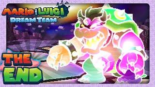 getlinkyoutube.com-Mario & Luigi: Dream Team - Part 81 - Finale - Dreamy Bowser!
