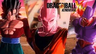 getlinkyoutube.com-Dragon Ball Xenoverse TOP TEN Must play MODS This week [#1]