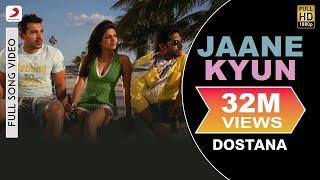 Dostana - Jaane Kyun Video | Priyanka Chopra, Abhishek, John