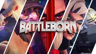 getlinkyoutube.com-Battleborn Character Introductions