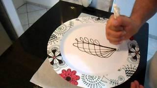 getlinkyoutube.com-desenhos em bolos