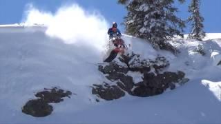 getlinkyoutube.com-2016 Colorado Snowmobile movie, ALTITUDE SICKNESS by B&Bfilms