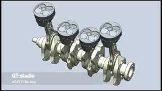 getlinkyoutube.com-F1技術で見直す究極のエンジンチューニング。世界最強2000馬力ランエボ理論