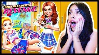 MY BEST FRIEND BETRAYED ME! - High School Cheerleader Revenge Breakup & Betrayal - App Games