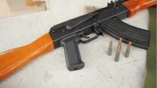 Prueba Balística Vidrio 32mm vs, AK47