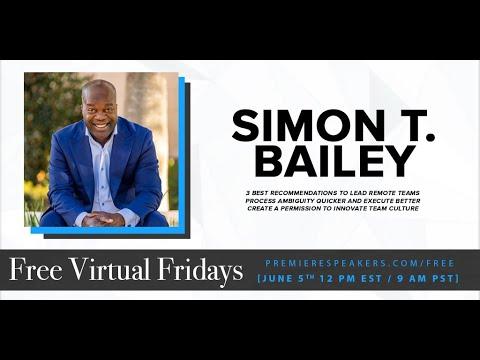 Simon T. Bailey