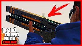 GTA 5 Online: ГЛИТЧ НА РЕЛЬСОТРОН | КАК ПОЛУЧИТЬ RAILGUN В ОНЛАЙНЕ?