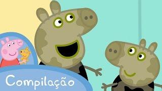 Peppa Pig - Compilação 1 (45 minutos)
