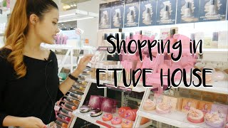getlinkyoutube.com-SHOPPING IN ETUDE HOUSE | The Best and my Favorite Products, Recommendations, & Follow Me Around