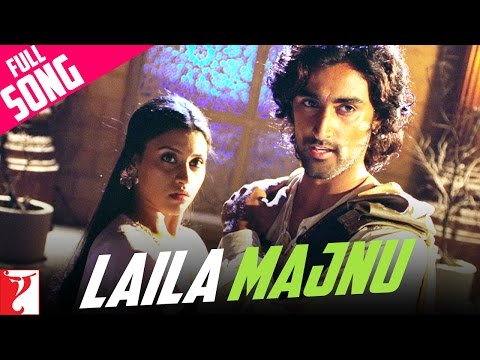Laila Majnu - AAJA NACHLE - Madhuri Dixit