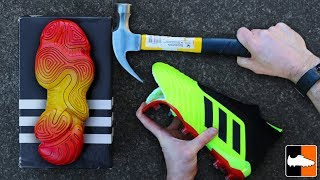 How To Make Yeezy Predator!! Amazing Concept adidas Sole Swap! width=