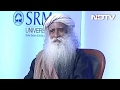 Sacred And Secular: Are They Irreconcilable? With Sadhguru Jaggi Vasudev