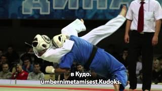 Kudo   Japanese Martial Art (Azuma Takashi)
