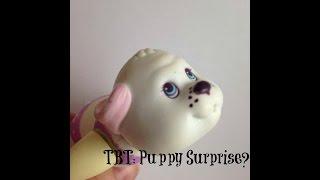getlinkyoutube.com-Throwback Thursday: Puppy Surprise?