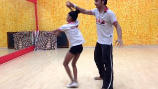 getlinkyoutube.com-Dancing Duo Akash & Sonali