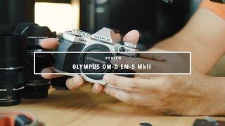 getlinkyoutube.com-EP.39 รีวิว Olympus OM-D EM-5 Mk II