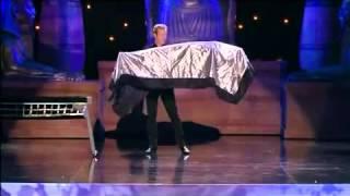 getlinkyoutube.com-Asrah Levitation and Vanish ( Vegas the Magic Show )