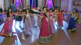 getlinkyoutube.com-Best Mehndi Henna Dance Mississauga Toronto