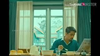 WhatsApp love status   aval movie scene   kissing scene   30 sec video   love status  