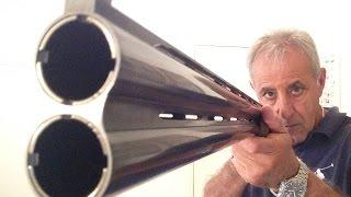 """getlinkyoutube.com-Beretta Silver Pigeon 1 Sporter 30"""" 12G O/U Review  Roger Pace"""