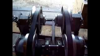 getlinkyoutube.com-Трансмиссия для бортового поворота на вариаторах