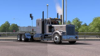 getlinkyoutube.com-ETS 2 DD-6V92 sound mod release for W900A & Peterbilt 351