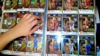 getlinkyoutube.com-UZUPEŁNIAMY DO KOŃCA ALBUM FIFA 365 . KARTY Z CARDSZONE