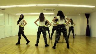 Catch Me If You Can/SNSD(少女時代) dance by Black Magnolia