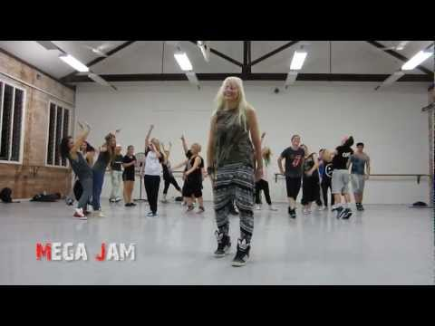 'Die Young' Kesha choreography by Jasmine Meakin (Mega Jam)