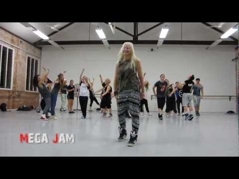 'Die Young' Kesha choreography by Jasmine Meakin (Mega Jam)
