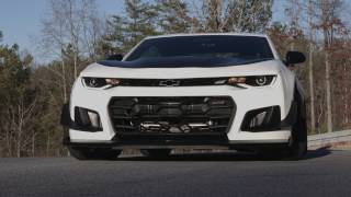 2018 Chevrolet Camaro ZL1 1LE Track