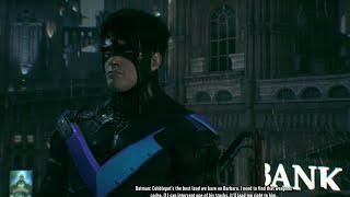 getlinkyoutube.com-Batman: Arkham Knight - Meeting Nightwing