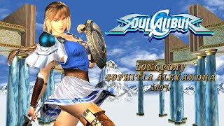 getlinkyoutube.com-Soul Calibur [Xbox 360] - Arcade Mode - Sophitia