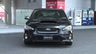 getlinkyoutube.com-スバル新型WRX S4&WRX STI 試乗 in 富士スピードウエイ