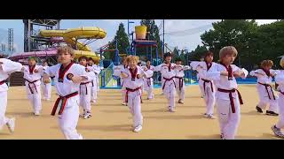 K-Tigers dance cover Burn It Up-WANNA ONE taekwondo flashmod
