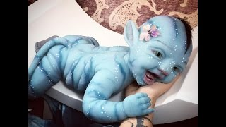 getlinkyoutube.com-Amazing Silicone Babies! Reborn Baby Dolls! Realistic Baby Dolls!! Baby videos Real Life # 1