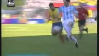 Gol de Lionel Messi a colombia Mundial Sub-20