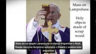 """getlinkyoutube.com-Wypełnione proroctwa orędzia """"Ostrzeżenie"""". Fałszywy Prorok. Powtórne Przyjście Jezusa Chrystusa."""