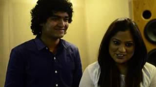 Making of Nami Danam with Richa Sharma and Anees Sabri | Music by Jaspal Moni |