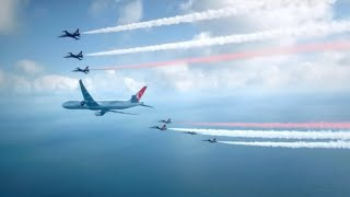 We flew like we've never flown before - Turkish Airlines width=